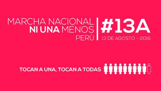 ¿Por qué 'Ni una menos'? Conoce más sobre la gran marcha nacional contra la violencia a mujeres