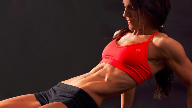 ¡Olvídate de los abdominales! Este otro ejercicio te dará mejores resultados
