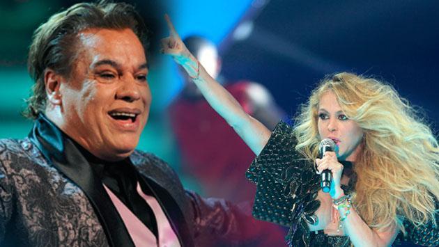 Paulina Rubio tiene unos recuerdos de Juan Gabriel que te conmoverán