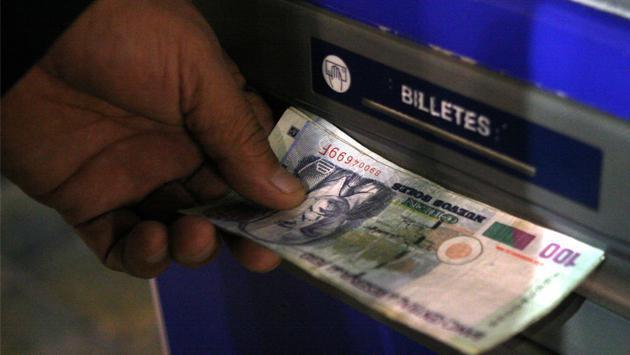 Policía advierte nueva modalidad de robo en cajeros automáticos