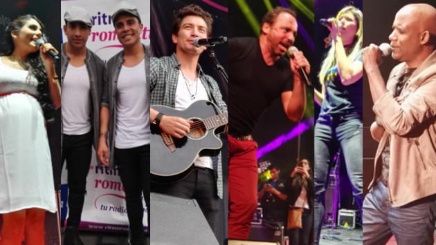 Primer 'Festival de Baladas por Primavera' albergó a más de 3000 personas