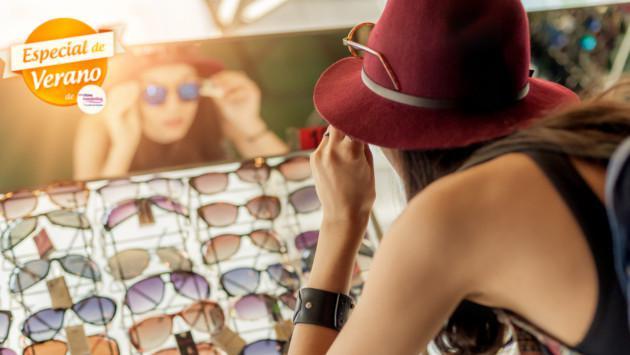 Usar lentes sin filtro contra los rayos ultravioleta puede dañar sus ojos