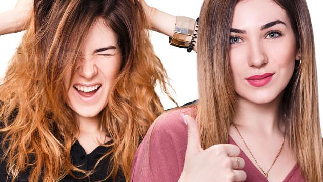 Queratina casera para alisar tu cabello