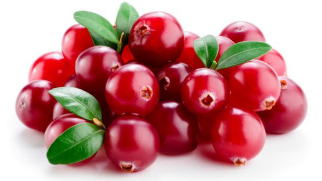 ¡Recupera energías consumiendo cranberry!