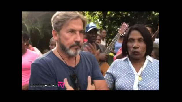 Ricardo Montaner fue recibido con serenata al mudarse a República Dominicana [VIDEO]