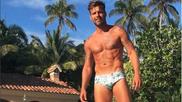 Ricky Martin alborotó las redes con sensual fotografía