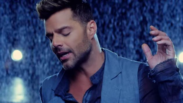 Ricky Martin estrenó el video oficial de 'Perdóname'