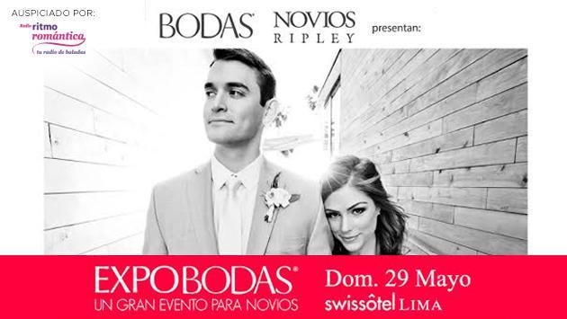 Ritmo Romántica te lleva a Expo Bodas 2016