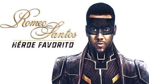 Romeo Santos estrenó 'Héroe favorito'