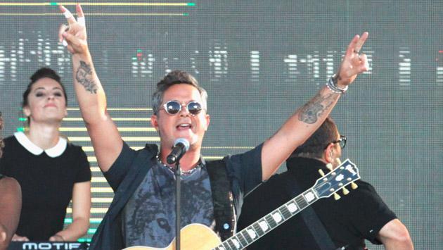 ¿Sabes qué Grammys Latino se llevó Alejandro Sanz y en qué categoría?