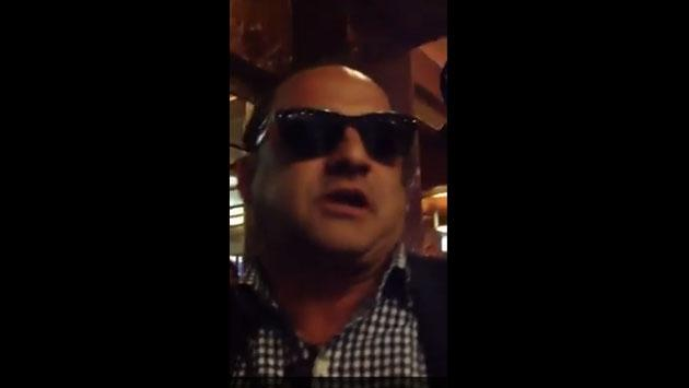 Mientras Juan Gabriel era homenajeado, sus hijos se pelearon [VIDEO]