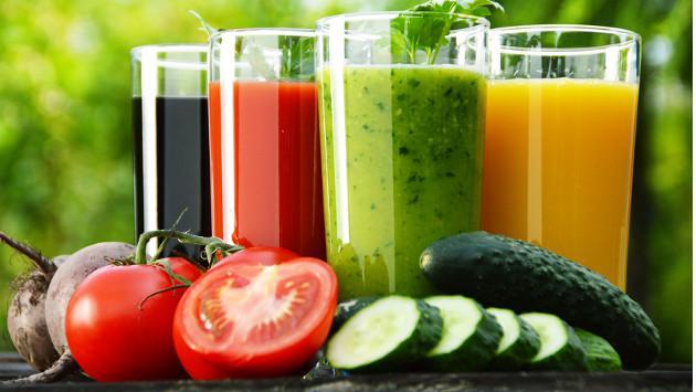 ¡Seis bebidas para bajar de peso!