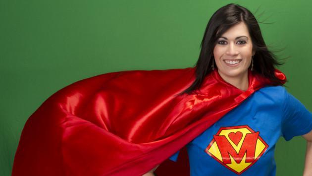 María Pía en su Rol de Madre: Ser 'Supermamá' y no morir en el intento