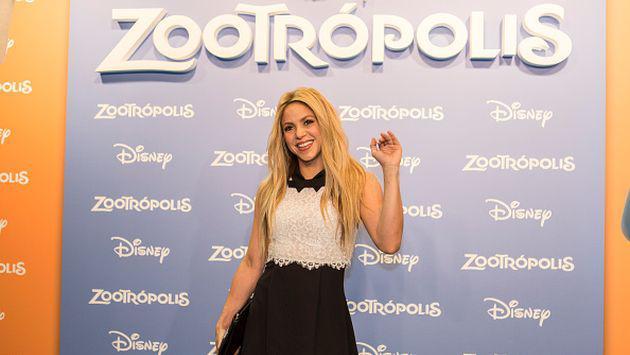Shakira anunció que prepara nuevo disco