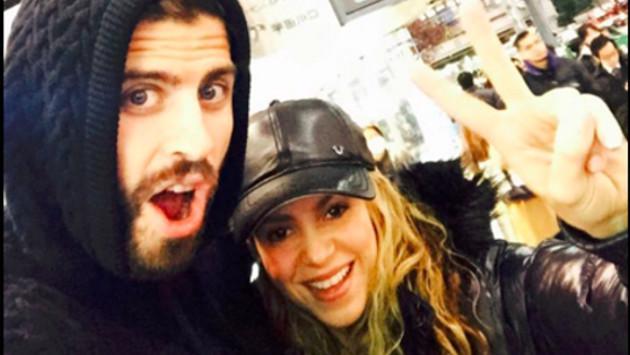 Shakira publicó tierno video de Milan jugando al tenis con Gerard Piqué