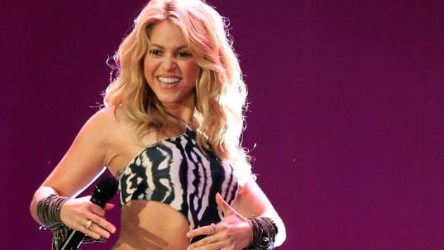 Shakira se une a campaña de Unicef 'Imagina un futuro mejor para todos los niños'