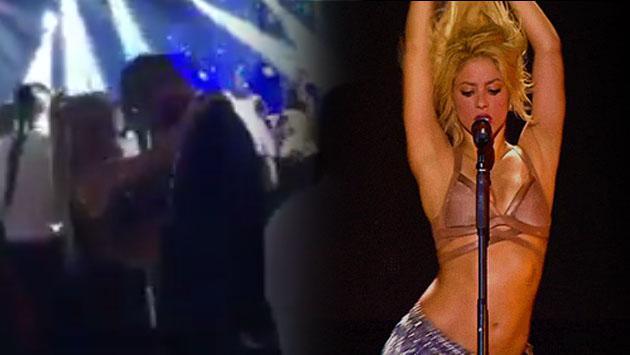 Shakira y su baile que causó sensación en la boda de Lionel Messi [VIDEO]