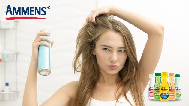 Spray casero para aclarar el cabello naturalmente