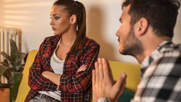 ¿Sueles pedir perdón a tu pareja en una discusión aunque no sea tu culpa?