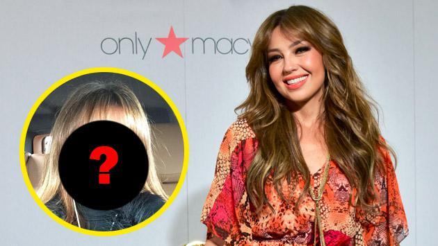 Thalía cambió de look y la gente la confunde con Jennifer López
