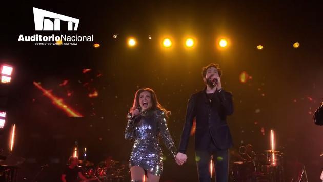 Thalía reunió a Timbiriche 30 años después