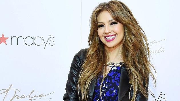 Thalía reveló qué se hizo en el rostro