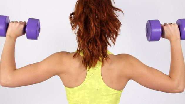 ¡Tips para disminuir la flacidez en los brazos!