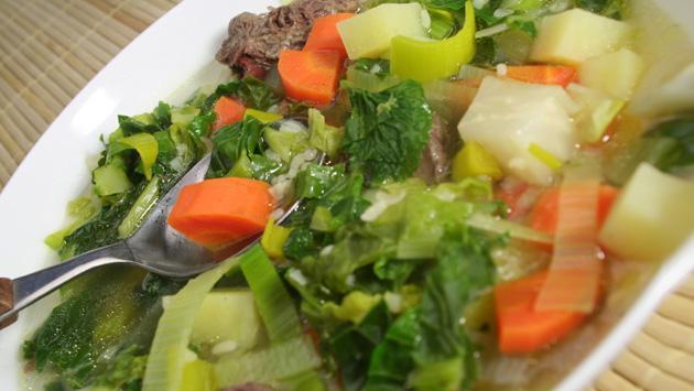 Prepara las verduras más ricas para tu familia
