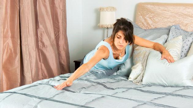 Tu salud corre peligro cada vez que tiendes la cama. Mira por qué aquí
