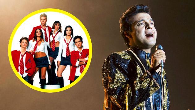 Un exmiembro de RBD dejó en la soltería a protagonista de la serie de Juan Gabriel