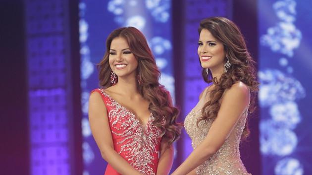 Valeria Piazza fue coronada como  'Miss Perú Universo 2016'
