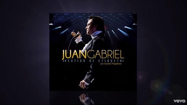 Juan Gabriel y la canción que grabó poco antes de morir: 'No tengas miedo' [VIDEO]