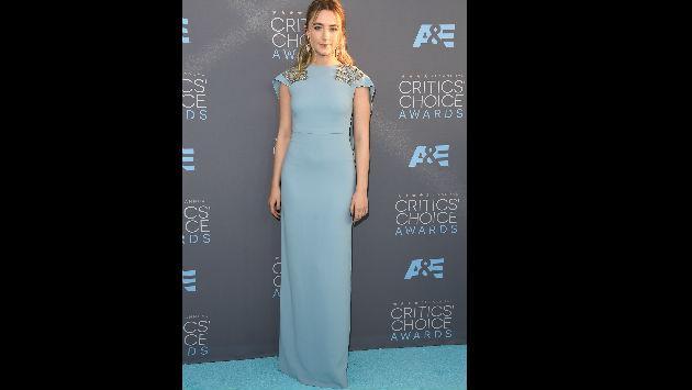 La mejor y peor vestida en los Critics Choice Awards