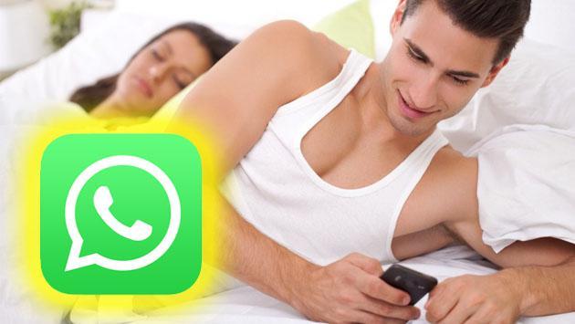 Si no quieres que tu pareja sepa con quién chateas en WhatsApp, este truco es para ti
