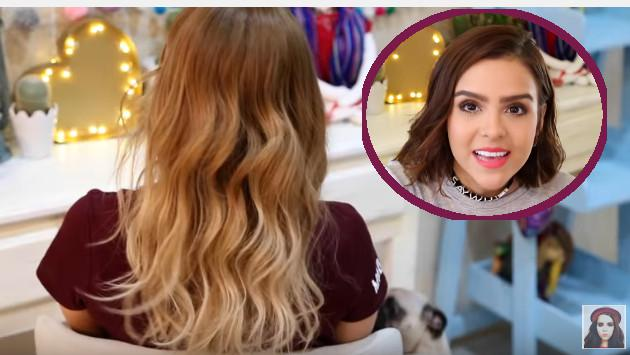 Yuya te dice cómo ondular tu cabello sin usar calor