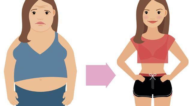 Zumo para reducir el apetito y bajar de peso