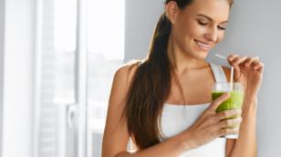 3 bebidas verdes para adelgazar