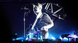 Alejandro Sanz emocionó en concierto a peruanos (FOTOS Y VIDEO)