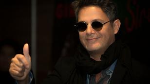 "Alejandro Sanz llegó a Lima para 'Festival All Access"""