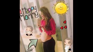 Anahí de RBD reveló el sexo de su bebé en Instagram [FOTOS]