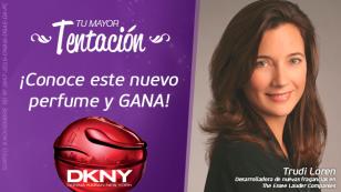 Be Tempted by DKNY ¡Conoce el poder de la tentación!