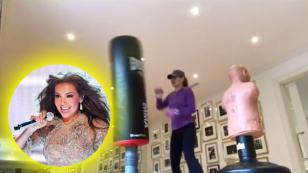 ¿Cómo es que Thalía consigue mantenerse en forma?