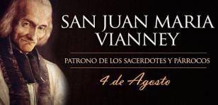 ¡Conoce la historia de Juan María Vianney, 'Patrono de los Párrocos'!