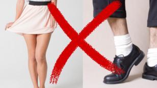 Cosas que no debes usar en una boda