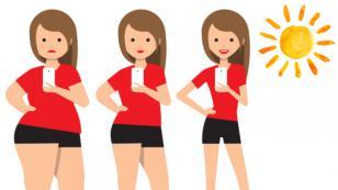 Cuatro tips indispensables para bajar de peso y lucir genial en verano