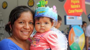 El Omega 3 de los pescados azules mejora la leche materna