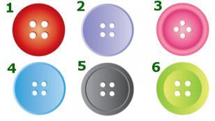 Elige el botón que más te guste y descubre qué dice sobre ti