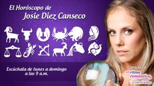 Horóscopo de hoy de Josie Diez Canseco: 12 de mayo de 2017