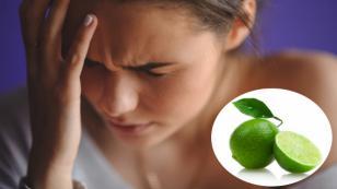 Limón para el dolor de cabeza