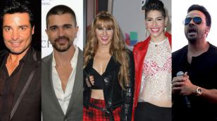 Luis Fonsi, Chayanne, Juanes, Shakira, Anahí y Ha Ash celebraron el Día de la Madre en redes sociales